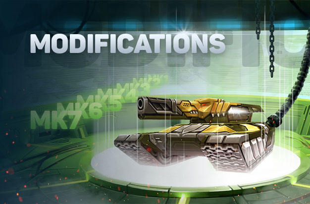 Modifications Updated 14 00 Utc On 17 01 2020 Tanki Online Free Mmo Game