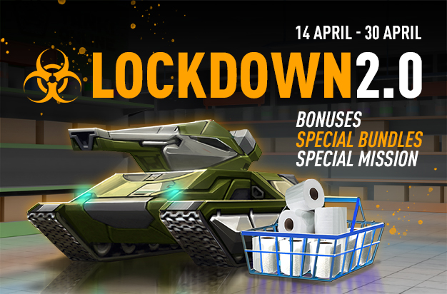 Lockdown 2 0 Event Tanki Online Free Mmo Game