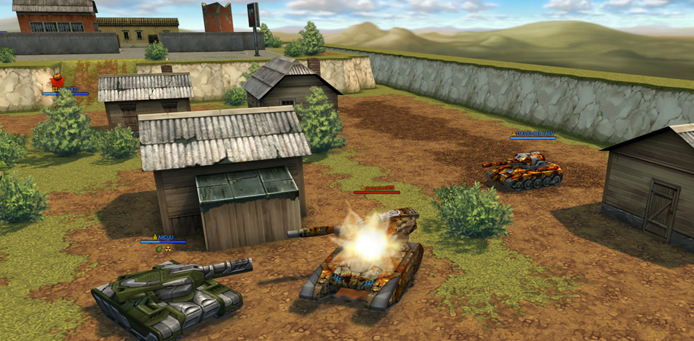 Игры на линукс world of tanks