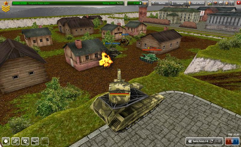 игра танки онлайн скачать бесплатно - фото 5