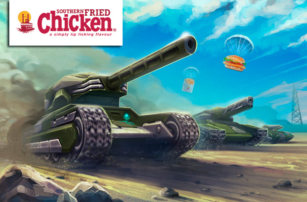 Tanki advertising about the game again! - Archive - Tanki